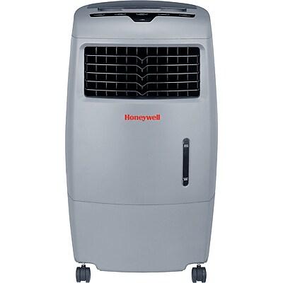 Honeywell® CO25AE 52-Pint Evaporative Air Cooler; Dark Grey