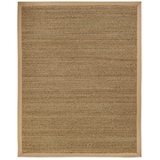 Anji Mountain Sabertooth Seagrass Rug Natural Fiber 5' x 8' Brown (AMB0119-0058)