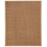 Anji Mountain Kingfisher Sisal Rug Natural Fiber 8' x 10' Brown (AMB0120-0810)