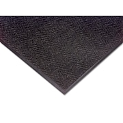 NoTrax® Akro® Chevron Fiber Best Entrance Floor Mat, 3' x 4', Charcoal