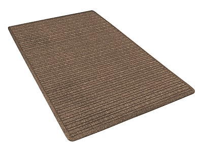NoTrax® Barrier Rib™ Tufted Polypropylene Yarn Superior Entrance Floor Mat, 3' x 4', Brown