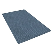 NoTrax® Barrier Rib™ Tufted Polypropylene Yarn Superior Entrance Floor Mat, 3' x 4', Slate Blue