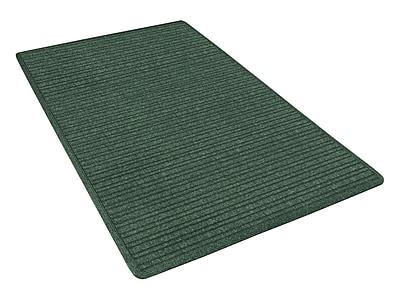 NoTrax® Barrier Rib™ Tufted Polypropylene Yarn Superior Entrance Floor Mat, 3' x 4', Hunter Green