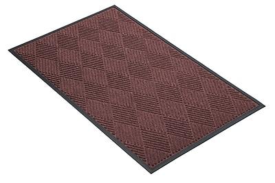 NoTrax® Opus™ Tufted Polypropylene Yarn Best Entrance Floor Mat, 3' x 10', Burgundy