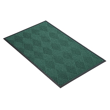NoTrax® Opus™ Tufted Polypropylene Yarn Best Entrance Floor Mat, 3' x 10', Hunter Green