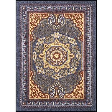 NoTrax® OrienTrax™ Nylon Fiber Specialty Entrance Floor Mat, 4' x 6', Sapphire