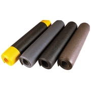 """NoTrax Cushion Stat PVC Dissipative/Anti-Static Mat 120"""" x 36"""", Gray"""