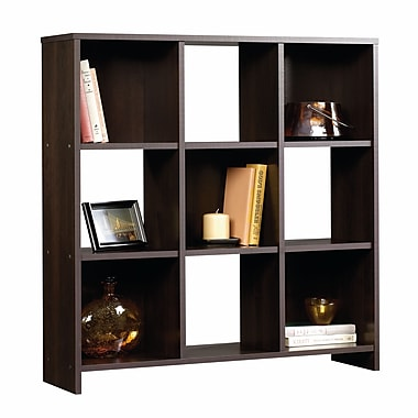 Sauder Beginnings Storage Organizer, Cinnamon Cherry