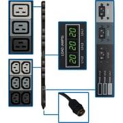Tripp Lite® Metered Power Distribution Unit, 208 V Input/Output, 12.6 kVA