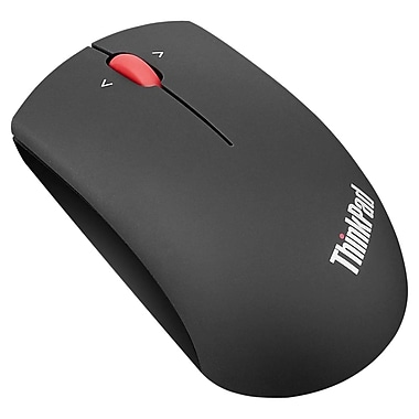 Lenovo ThinkPad Precision Wireless Mouse, Midnight Black, (0B47163)
