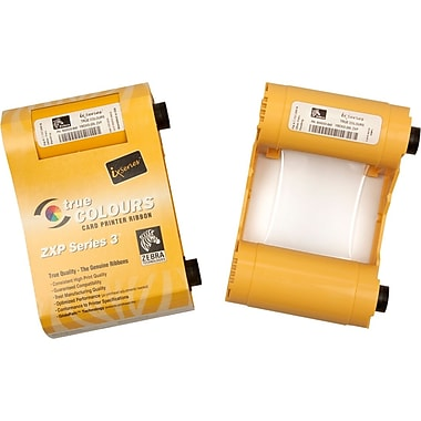 Zebra® True Colours ix Load-N-Go Monochrome Ribbon For ZXP Series 1 Printer