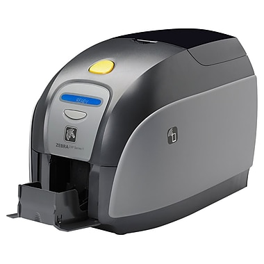 Zebra Zxp Series 1 Single Sided Dye Sublimation/Thermal Transfer Printer, Colour, Desktop, Card Print