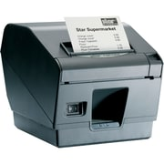 Star Micronics Tsp743Iiu-24Gry Direct Thermal Printer, Monochrome, Wall Mount, Receipt Print