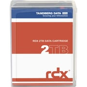 Tandberg Data RDX® QuikStor™ Removable Disk Cartridge, 2TB