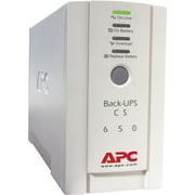 APC® Back-UPS CS Series Standby UPS For International Use, 400 W