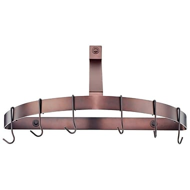 Cuisinart® Chef's Classic™ Half Circle Wall Mount Pot Rack, Oil Rubbed Bronze