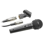 Audio-Technica® ATR Series Cardioid Dynamic Vocal Microphone