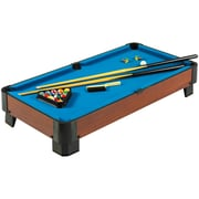 "Hathaway™ 40"" Sharp Shooter Table Top Pool Table, Blue"