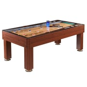 Hathaway™ Ricochet 7' Shuffleboard Table, Cherry