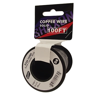 Shaxon SO26-100 100' 26AWG Wire Cable