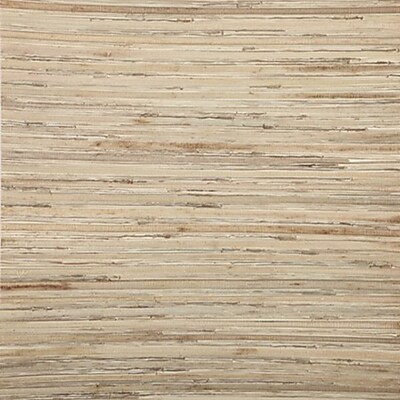 Inspired By Color™ Grasscloth and Natural Raw Grasscloth Wallpaper, Brown