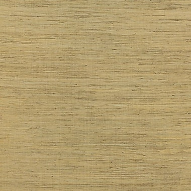 Inspired By Color™ Grasscloth Dong Sung Grasscloth Wallpaper, Tan