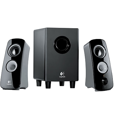 Logitech Z323 2.1 Omnidirectional Desktop Speaker System(980000354)