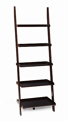 Convenience Concepts 24'' 5-Shelf Bookcase, Espresso (8043391-ES)