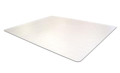 Floortex Advantagemat 53''x45'' PVC Chair Mat for Carpet, Rectangular (AB1113426EV)