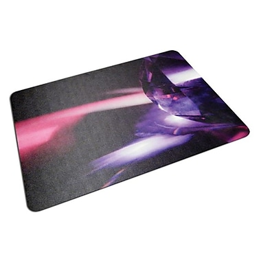 Floortex Colortex 36''x48'' Polycarbonate Chair Mat for Carpet & Hard Floor, Rectangular (229220ECRG)