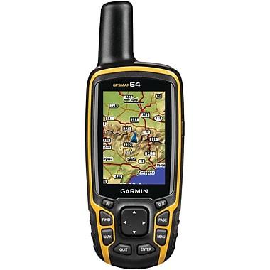 Garmin™ GPSMAP® 64 GPS/GLONASS Receiver With Worldwide Map