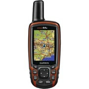 Garmin™ GPSMAP® 64s GPS/GLONASS Receiver With Worldwide Map/BirdsEye Satellite