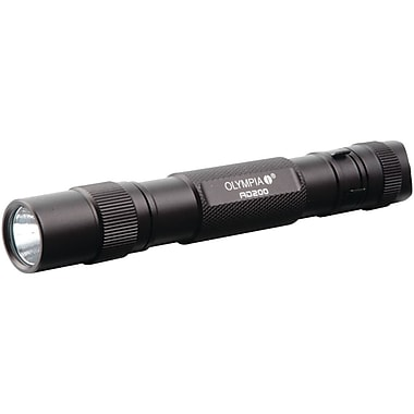 Olympia® AD Series 200 Lumen High Performance LED Flashlight