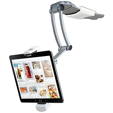 CTA® 2-in-1 Kitchen Mount Stand For iPad and Tablets