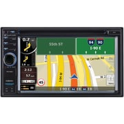 "Planet Audio® PNV9680 6.2"" Double Din Navigation Touchscreen AM/FM Receiver With Bluetooth"