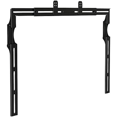 Atlantic® Universal Adjustable Sound Bar Bracket, Black