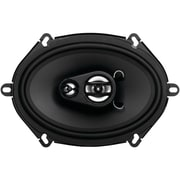 "SSL Ex Series 5"" x 7"" 200 W Full Range 3 Way Poly Injection Cone Speaker, Black (SSLEX357)"