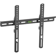 "Atlantic® 63607078 Fixed Wall Mount For 25"" - 37"" Flat Screen TV, Black"