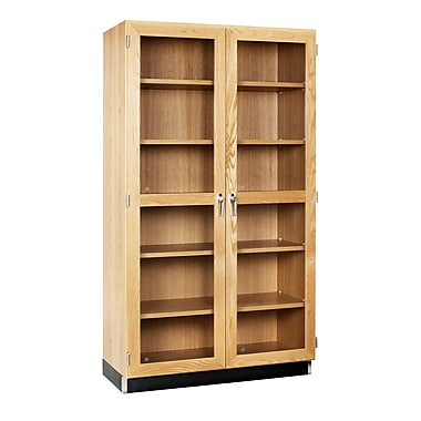 DWI Wall Wood Storage Case