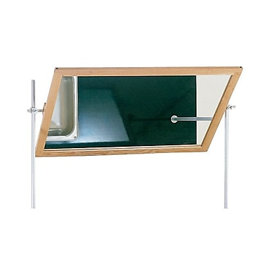 DWI Wood Frame Mirror for Mobile Demonstration Units 22.5