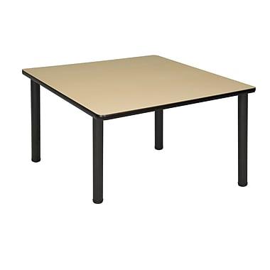 Regency Seating Beige Square Table 42
