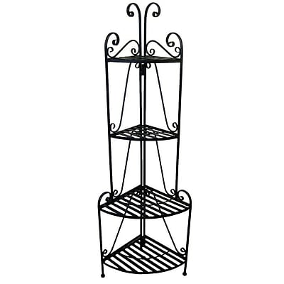 Pangaea Folding Iron Baker's Rack