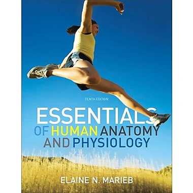 Essentials of Human Anatomy & Physiology, Used Book