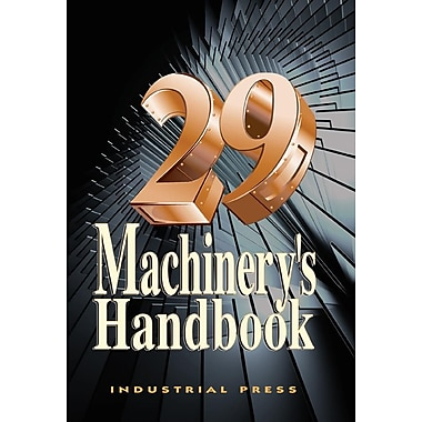 Machinery's Handbook, 29th, Used Book