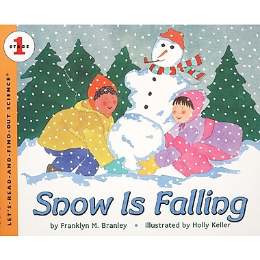 Snow Is Falling (Turtleback School & Library Binding Edition) (Let's Read-And-Find-Out Science)