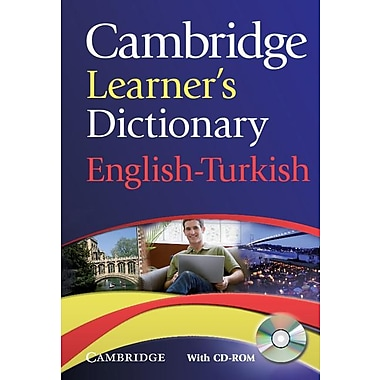 Cambridge Learner's Dictionary English-Turkish with CD-ROM