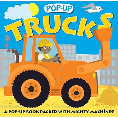 Pop-up Trucks (Pop-Up (Priddy Books))