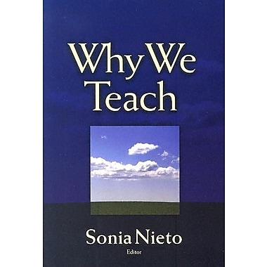 Why We Teach