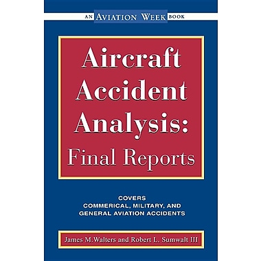 Aircraft Accident Analysis: Final Reports, Used Book