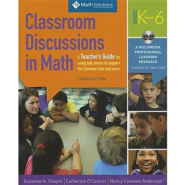 Classroom Discussions In Math, 3rd Edition